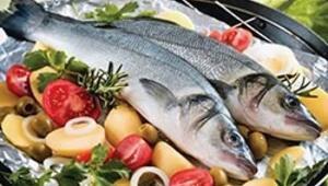 Balık yemiyoruz