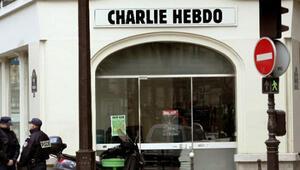 Charlie Hebdo bu hafta yayımlanmıyor