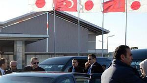 Başbakan Erdoğan Japonyada
