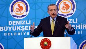 Cumhurbaşkanı Erdoğan: Konu mankeni olmam