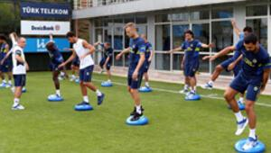 Fenerbahçede Red Bull Salzburg mesaisi
