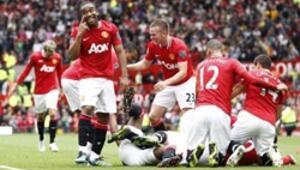 Manchester United'dan Arsenale tarihi fark: 8-2