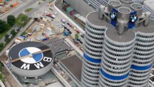 BMWnin hissedarından Merkela 690 bin euro bağış