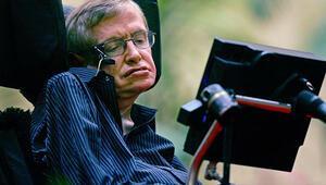 Stephen Hawkingden gençlere mesaj: Hayatla kavga etmeyin