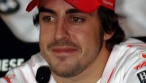 Alonsodan takımına tam destek