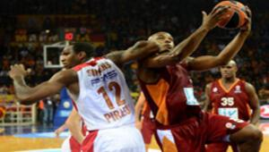 Galatasaray Olympiakosu yıkamadı