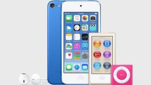 iPodların yenisi geliyor