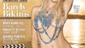 Sports Illustrated'in kapak kızı Marisa oldu