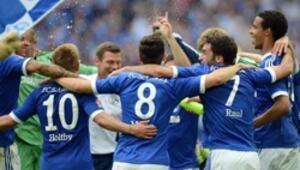 Schalke Şampiyonlar Ligini garantiledi