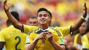 Kolombiyanın parlayan zümrütü: James Rodriguez