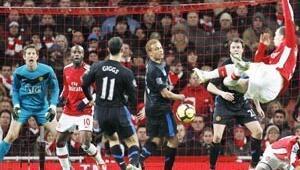 Arsenal-Manchester maçı tarihi geçti
