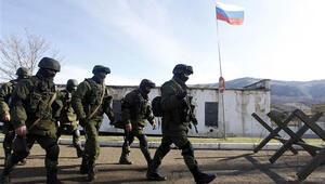 Kırımda Ukraynaya füze ve askeri birlik şoku