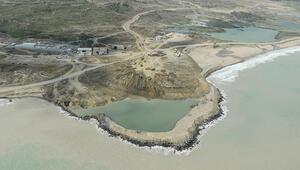 3. havalimanı 70 göleti bitirdi