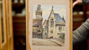 Hitler tablosu rekor fiyata satıldı
