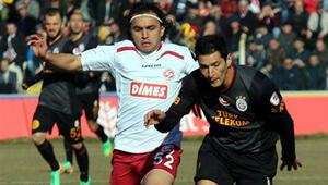 Tokatspor 0-3 Galatasaray