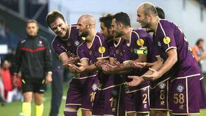 Osmanlıspor 3 - 1 Karşıyaka