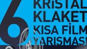 6ncı Kristal Klaket Kısa Film Yarışması başlıyor