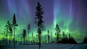 İşte büyülü Laponya