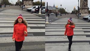 Alya'nın ilk Paris'i
