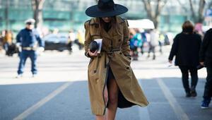 Sokak modasını fötr şapkalar ele geçirdi