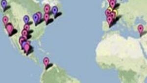 Grip salgını Googleda
