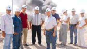 Ölümden döndü, pes etmedi Kuzey Irak'ta petrol çıkardı