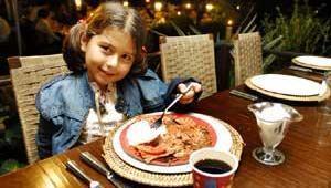 Çocukla gidilecek en iyi 10 restoran