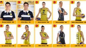 Dünya şampiyonasına en fazla oyuncu Vakıfbanktan