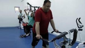 Cezaevinde obeziteye karşı spor seferberliği