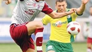 Olaylı maç Trabzon'un