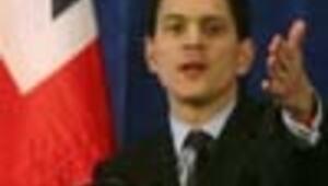 UK's Miliband strongly criticizes war on terror