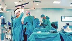 İşverene ameliyat sürprizi