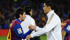 Bir Messi-Ronaldo rekabeti daha