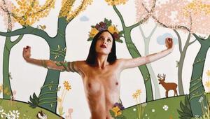 X-ist'te açılan Serkan Adın'ın yeni sergisi 'AnonymoX'ta odak noktasında kadınlar var.