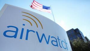 VMware AirWatch'ı satın aldı