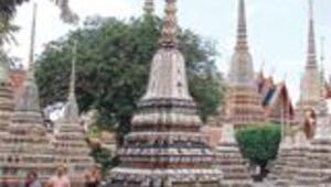 İhtişam, kaos, sefalet Bangkok