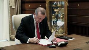 Erdoğan imzaladı, İşte TSKnin yeni komuta kademesinin tam listesi