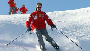 Schumacherden olumlu haber