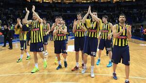 Fenerbahçe Ülker iki basamak yükseldi