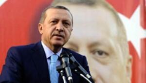 Erdoğandan Makedonyada dostluk mesajları