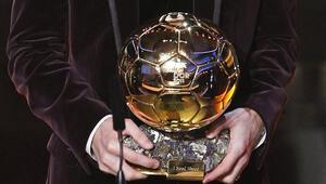 FIFA Altın Top Ödülünün adayları belli oldu