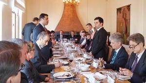 HDP: Büyükelçiler telkinde bulunmadı