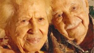 80 yıllık evliliğin sırrını açıkladılar
