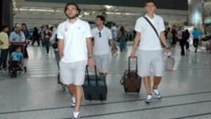 Galatasaray Avusturyaya bir tek Canayı götürmedi