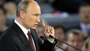 Putinden ekonomide hata yaptık itirafı
