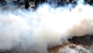 Polisten bir günde ikinci Gezi müdahalesi