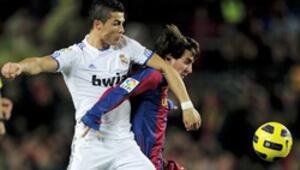 Messi-Iniesta-Ronaldonun en iyi yarışı