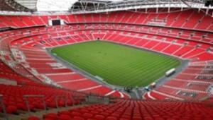 Finallerin başkenti Wembley