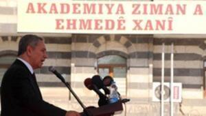 Arınç tarihi Ulu Camiinin açılışını yaptı
