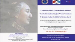 Türkiyede Uygur Kadınlarına toplantı yasağı